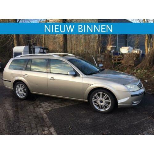 Ford MONDEO MONDEO; 2.0D 96 KW WAGON AUTOMAAT AIRCO €750 EXP