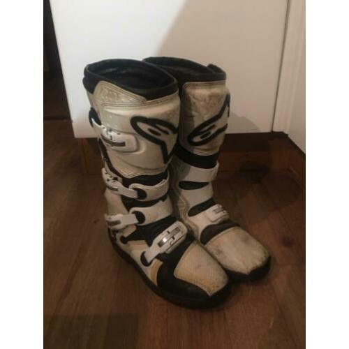 Crosslaarzen alpinestars tech3