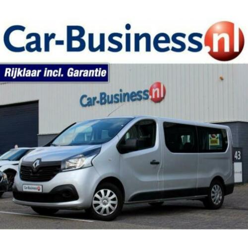 Renault TRAFIC 1.6 DCI Passenger Grand Expr. 8-pers + Navi +