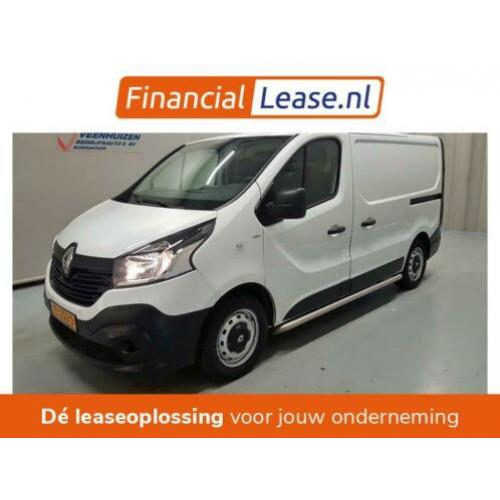 Renault Trafic 1.6dCi Airco 3-Zits | Financial Lease