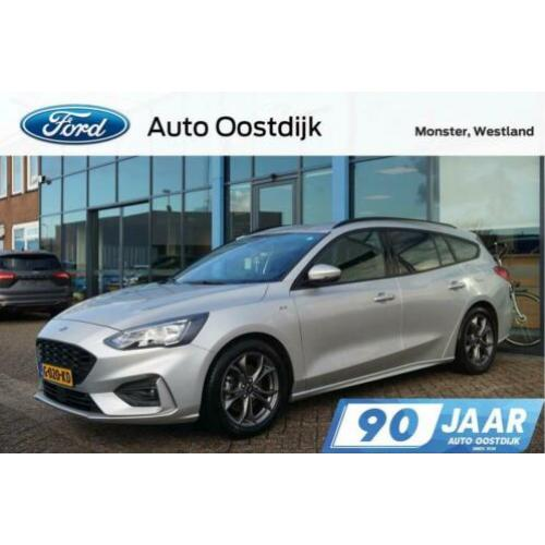 Ford Focus Wagon 1.0 EcoBoost ST Line Business 125PK Navi Pa