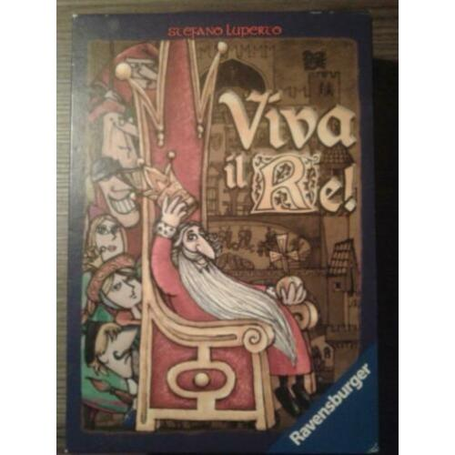Viva il re ! Ravensburger
