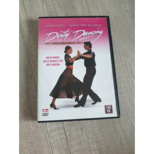 Dvd film serie dirty dancing the story continues dans dance