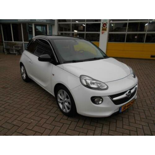 Opel Adam 1.0 Turbo Start/Stop 90PK ADAM JAM FAVOURITE