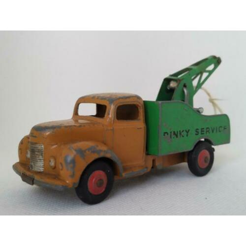 Commer tow truck dinky service 1:43 Dinky toys Pol