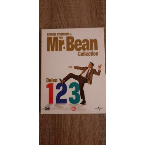 3 delige the mr. Bean Collection
