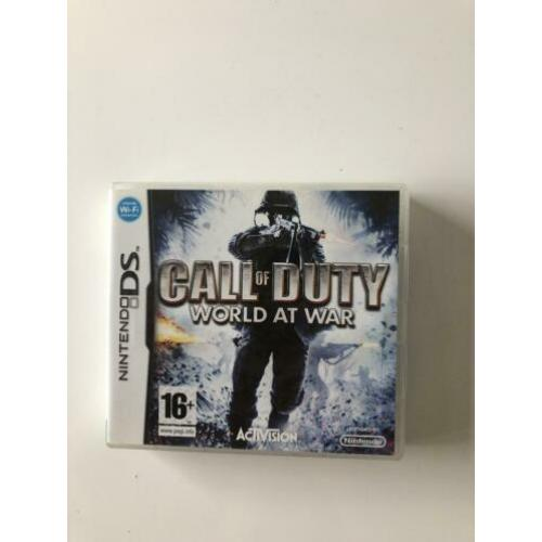 *** Nintendo DS Call of Duty ***