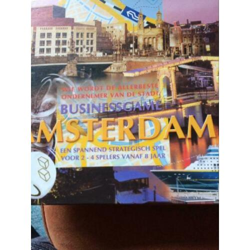 Amsterdam businessgame