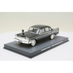 Plymouth Savoy James Bond From Russia With Love 1-43 Altay